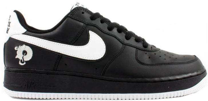 Nike Air Force 1 Low The Black Album