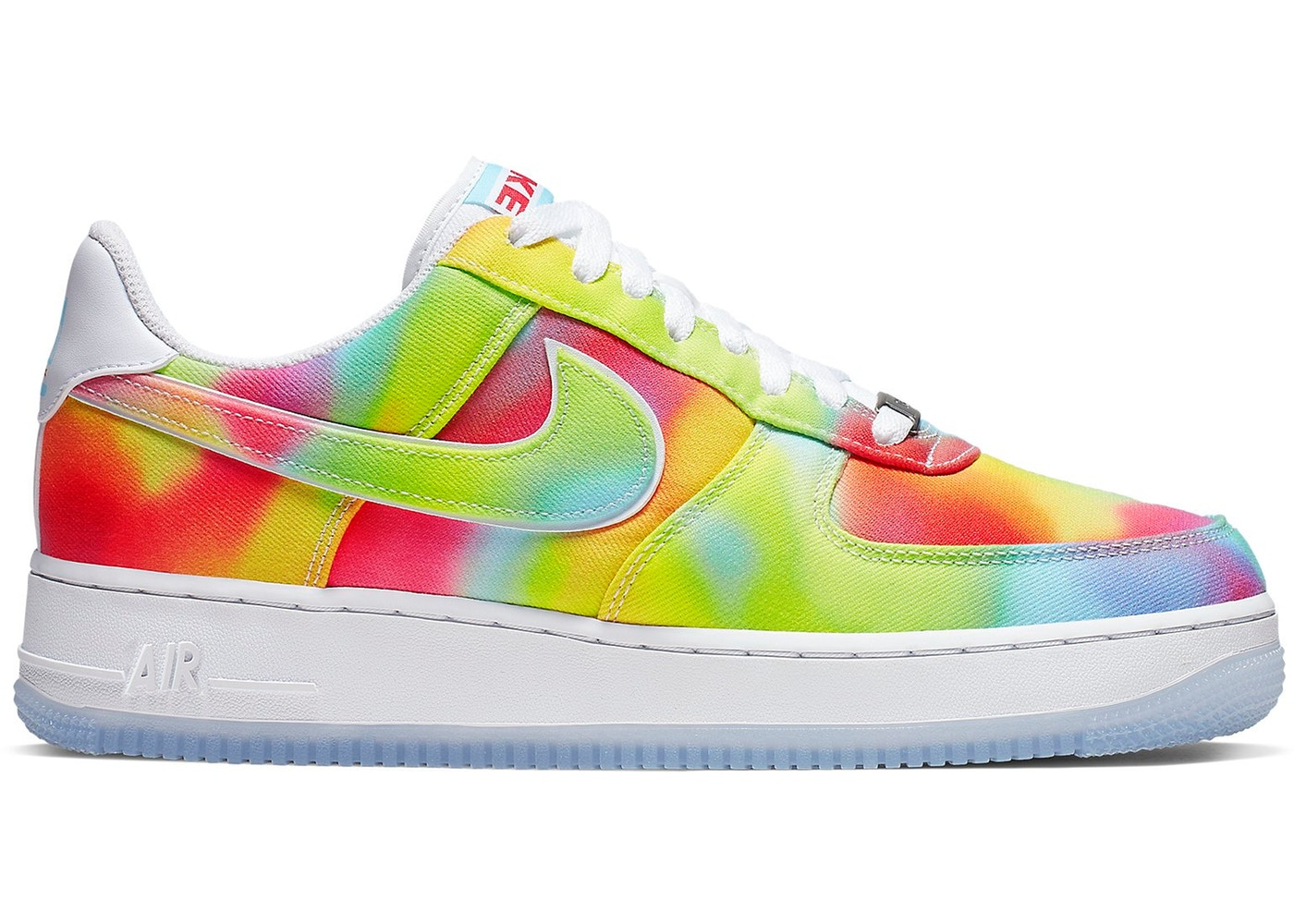 46a7a7e1 Air Force 1 Low Tie Dye Chicago - CK0838-100