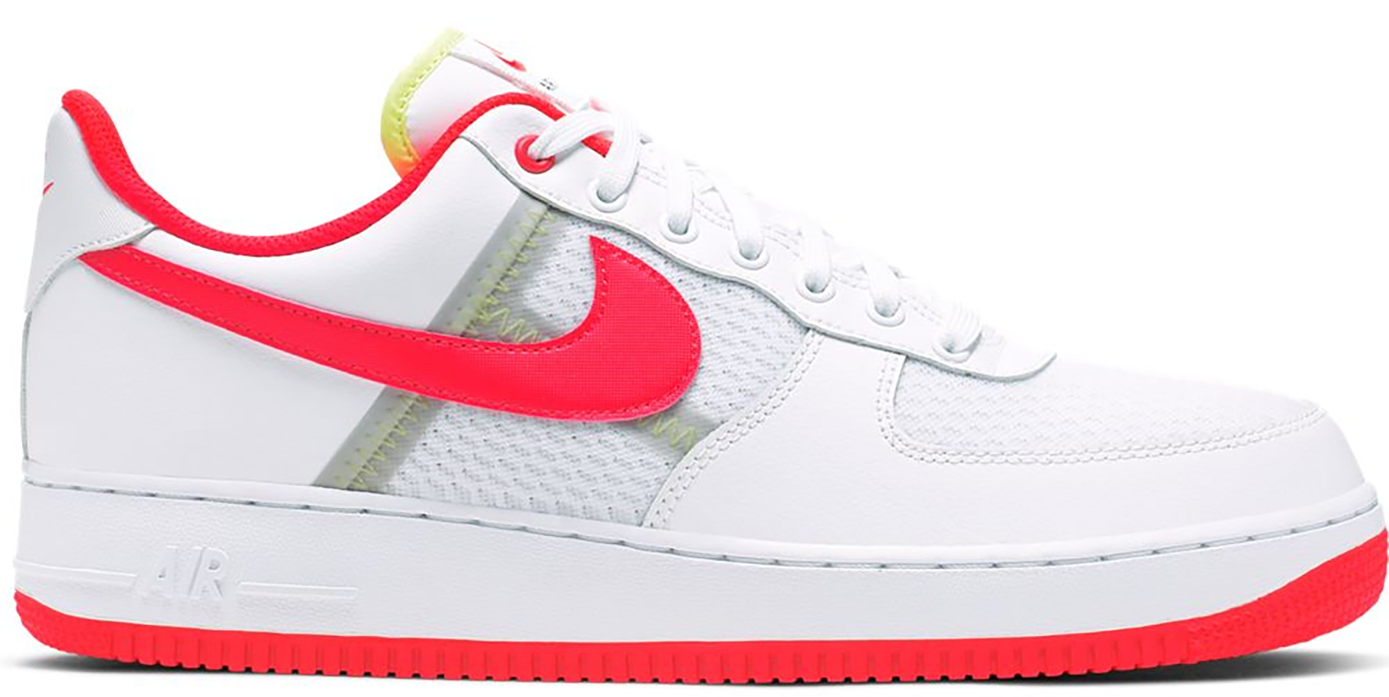 Nike Air Force 1 Low Transparent White
