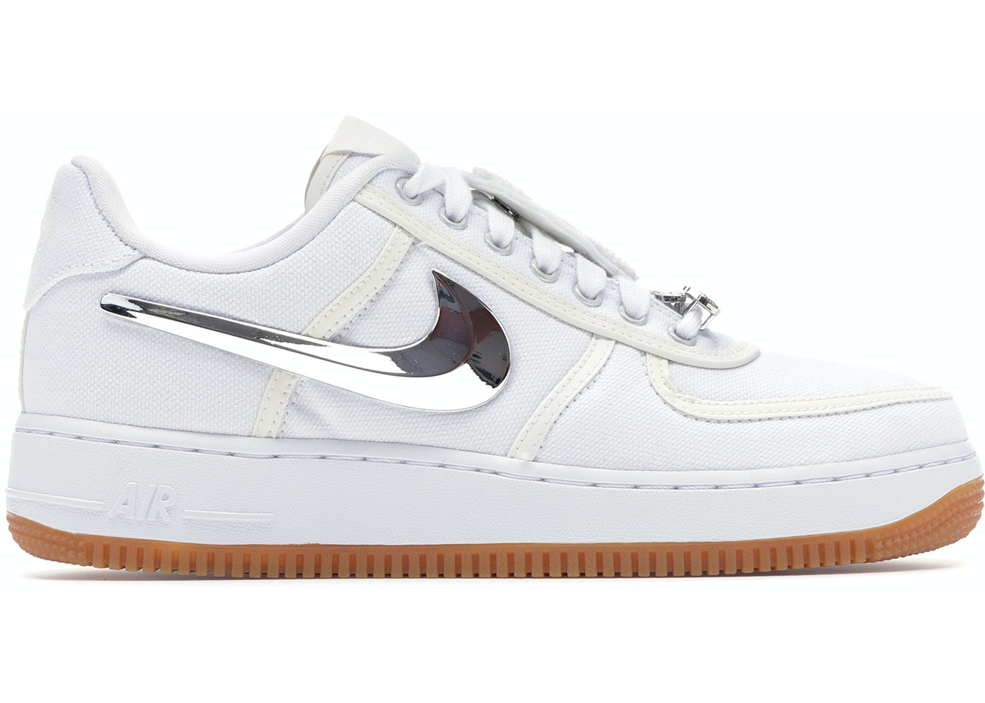 elección estafa Grifo  Nike Air Force 1 Low Travis Scott (AF100) - AQ4211-100