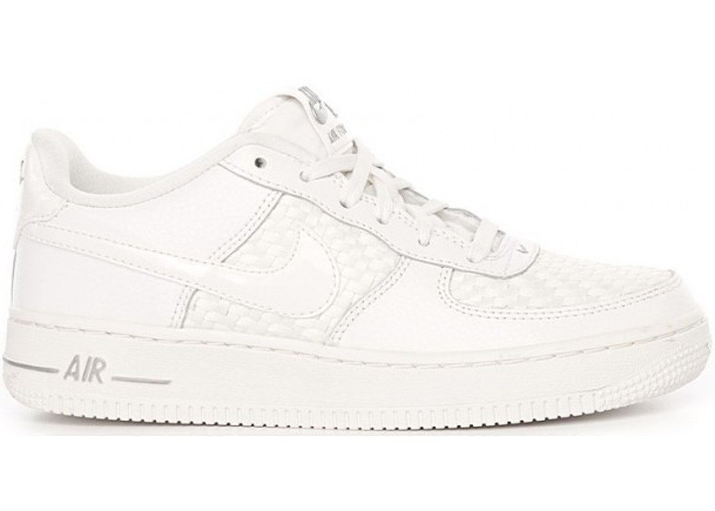 1 Low Wovengs820438 White Air Leather Force 105 Triple nO80wkP