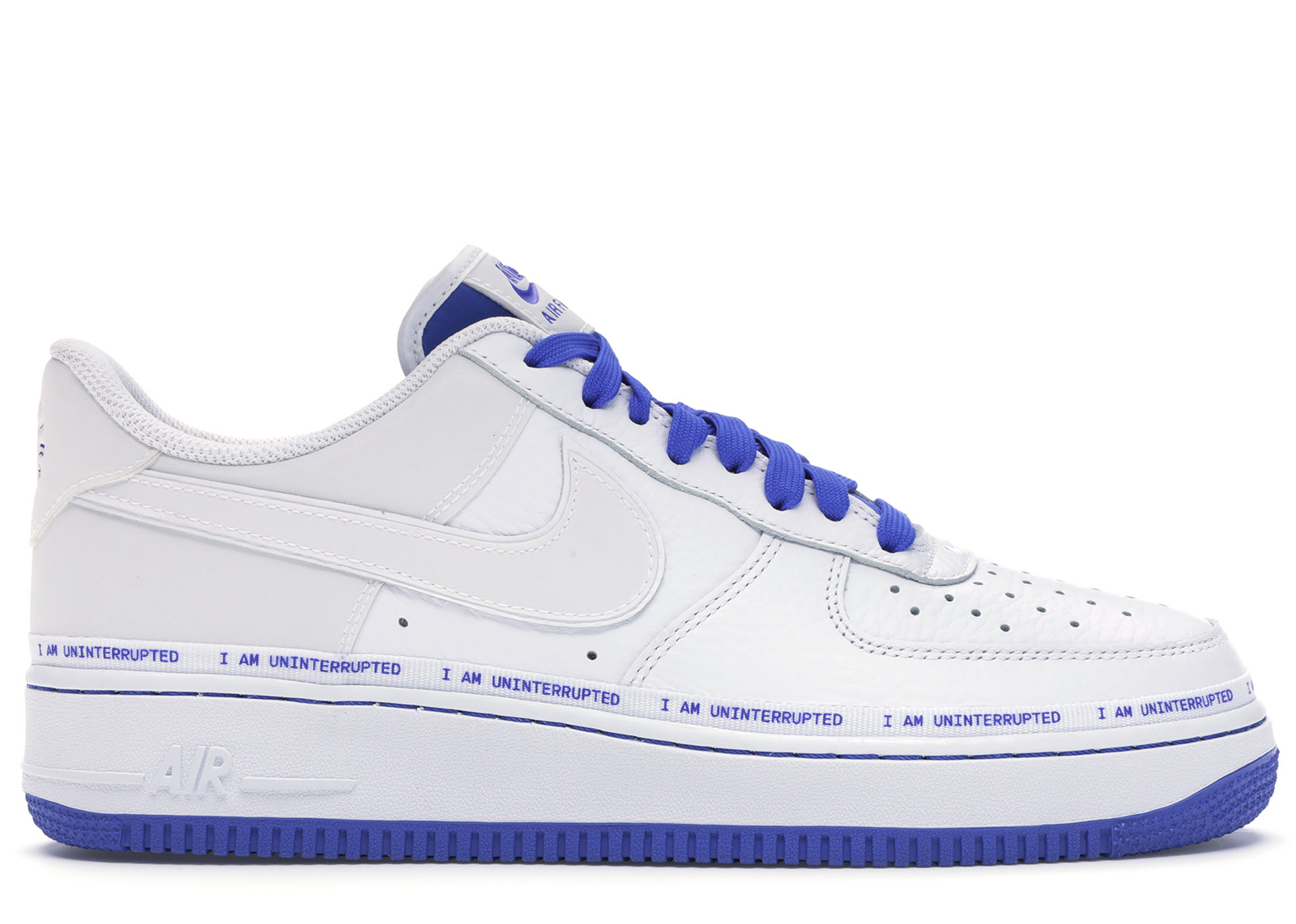 Air Force 1 Low Uninterrupted More Than an Athlete