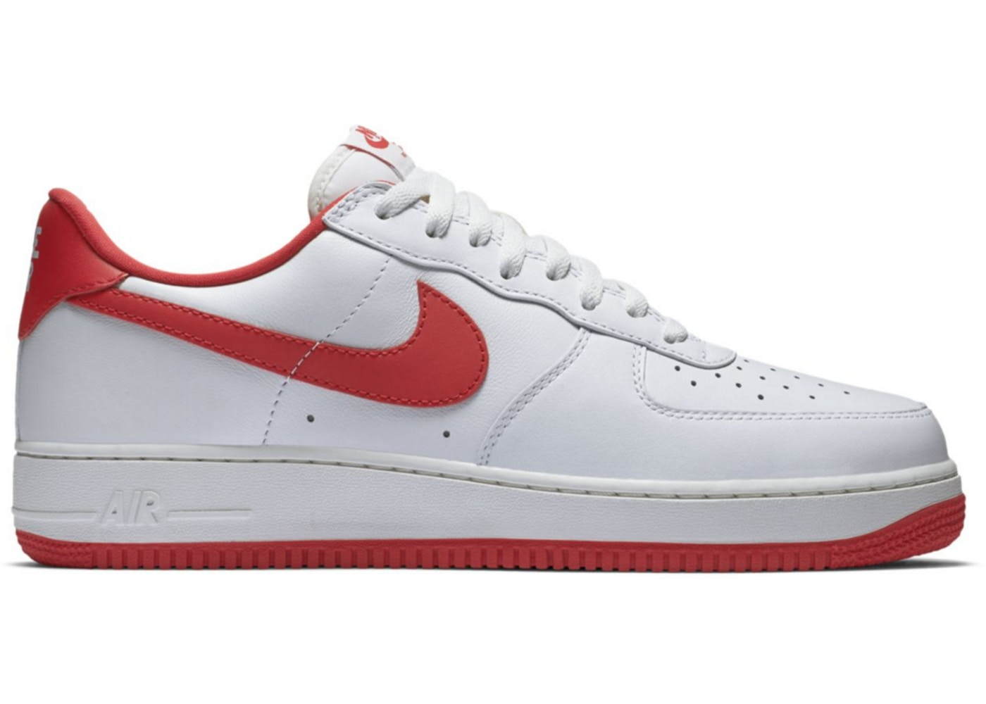 30d22845 Sell. or Ask. Size: 10.5. View All Bids. Air Force 1 Low University Red