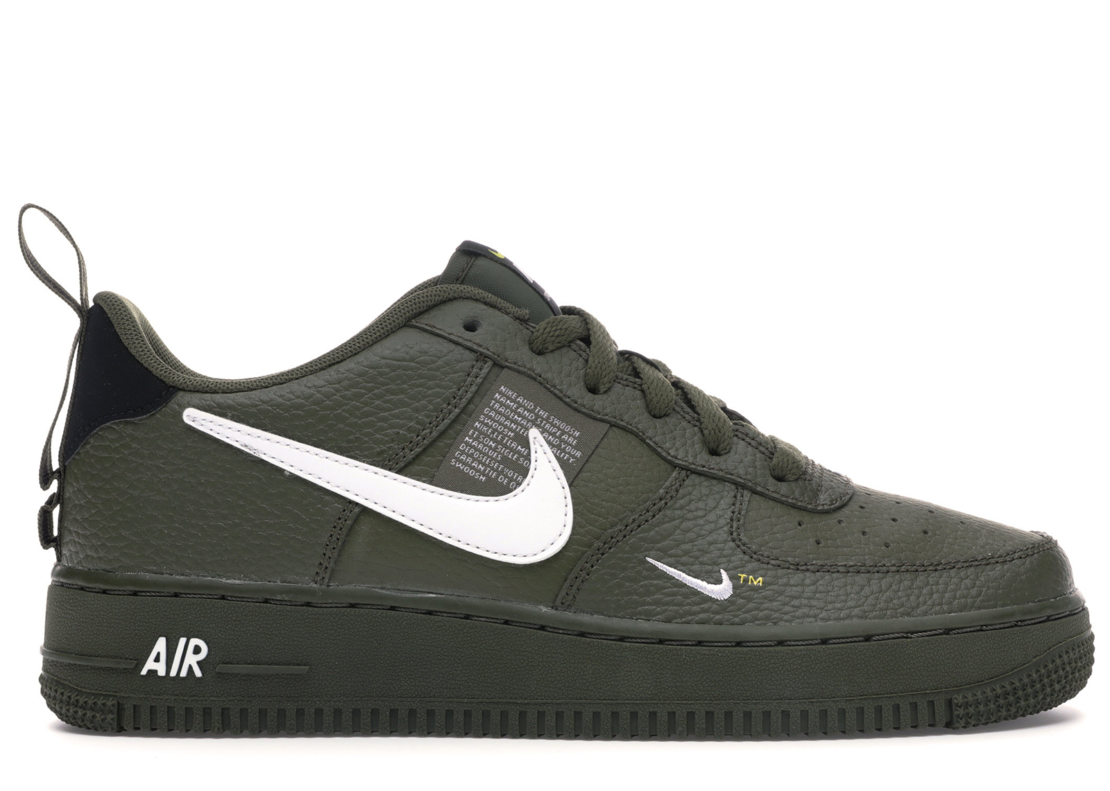 nike air force 1 low utility noir