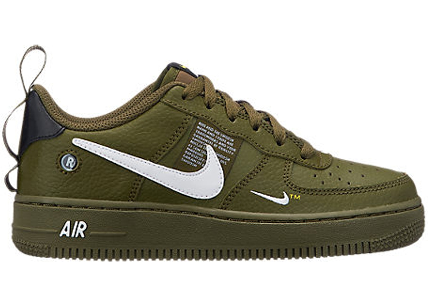 timeless design cc201 65afd Sell. or Ask. Size  6Y. View All Bids. Air Force 1 Low Utility Olive Canvas  ...