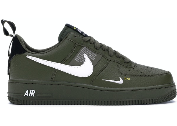 innovative design 1c76b 243e4 Air Force 1 Low Utility Olive Canvas