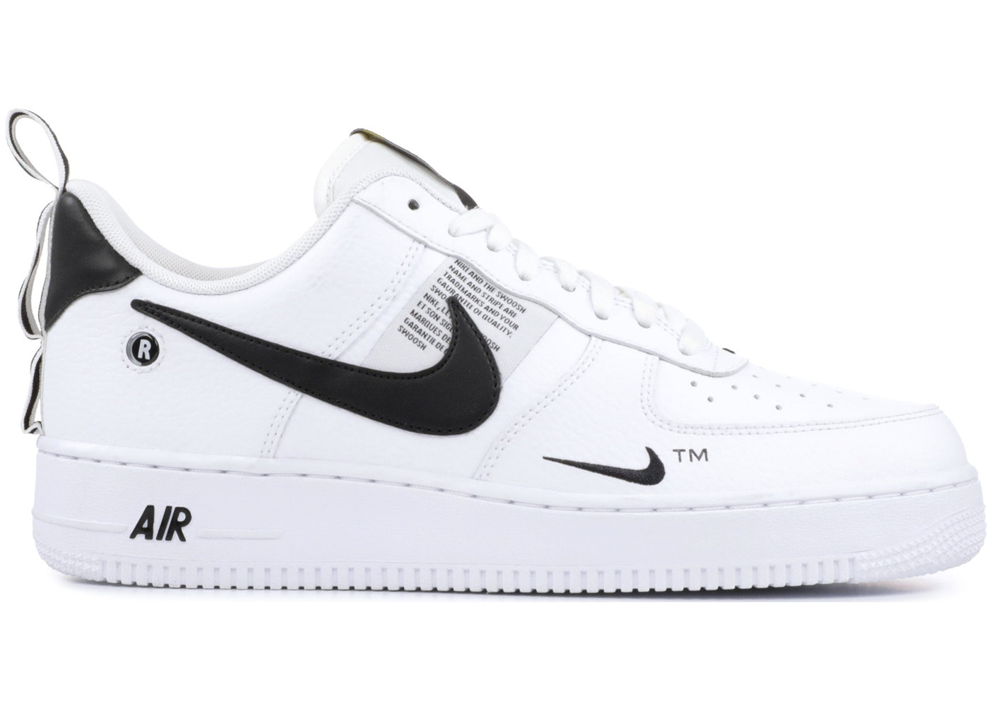 the best attitude 7ee5a 9b75c nike air force 1 white black