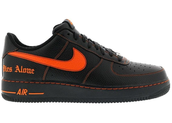 T triángulo enchufe  Nike Air Force 1 Low VLONE (2017) - AA5360-001