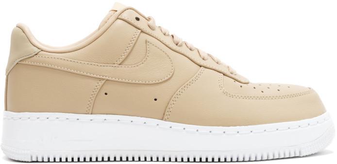 Foto ufficiali: Nike Air Force 1 Low Split WhiteTan