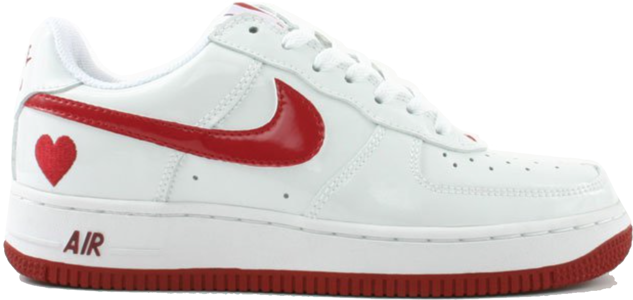 Air Force 1 Low Valentines Day 2004 Gs 307109 161