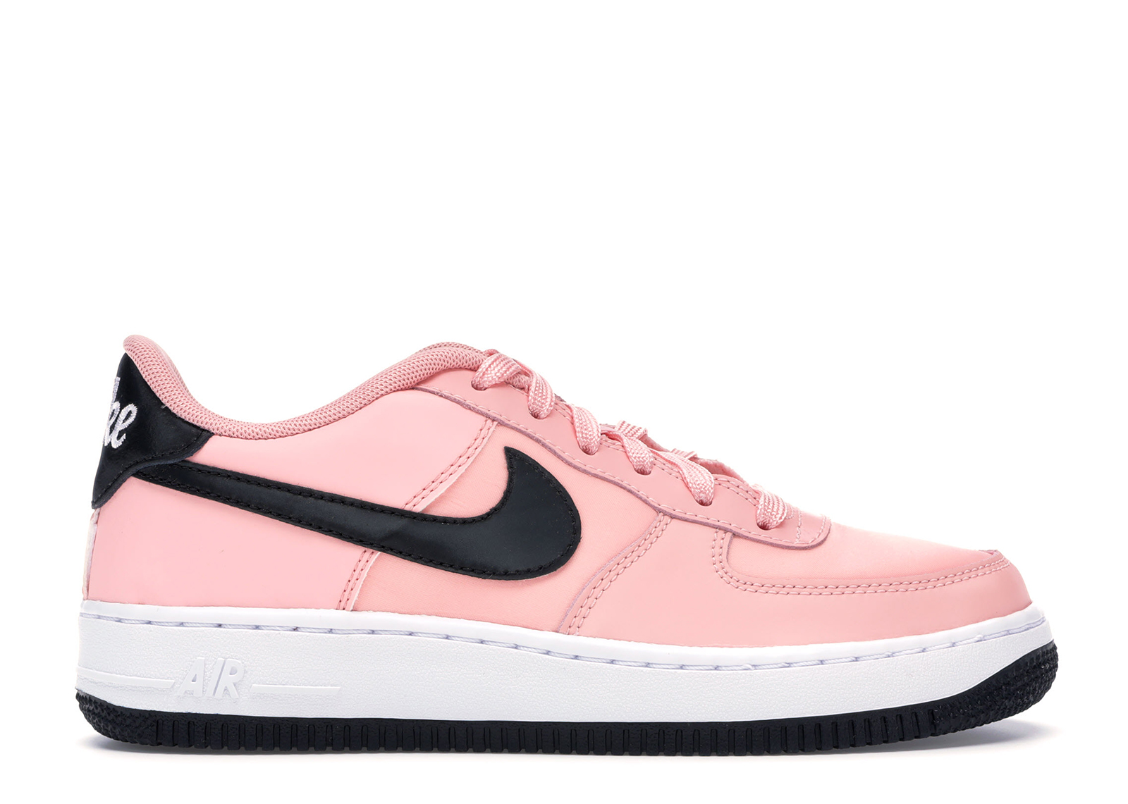 Nike Air Force 1 Low Valentines Day 2019 Bleached Coral (GS)