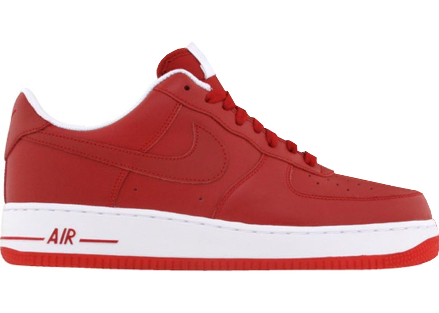 newest 3d649 4e6fa Sell. or Ask. Size --. View All Bids. Air Force 1 Low Varsity Red ...