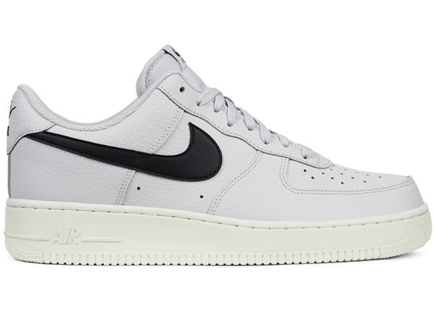 Nike Air Force 1 Low Vast Grey Black