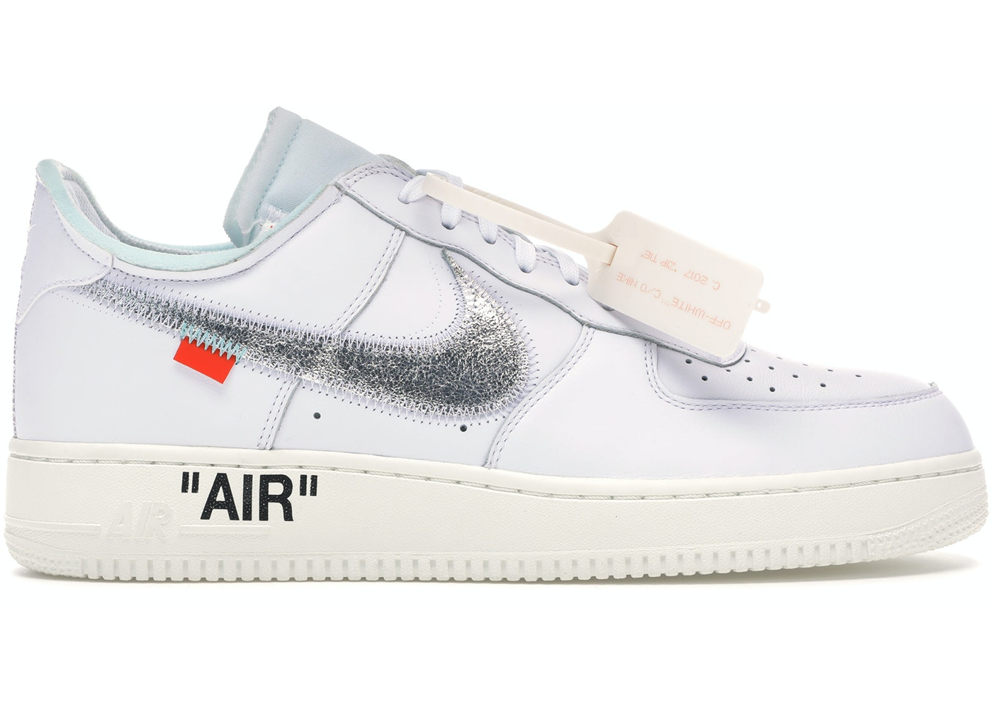 Nike Air Force 1 Low Virgil Abloh Off White Af100 Ao4297 100