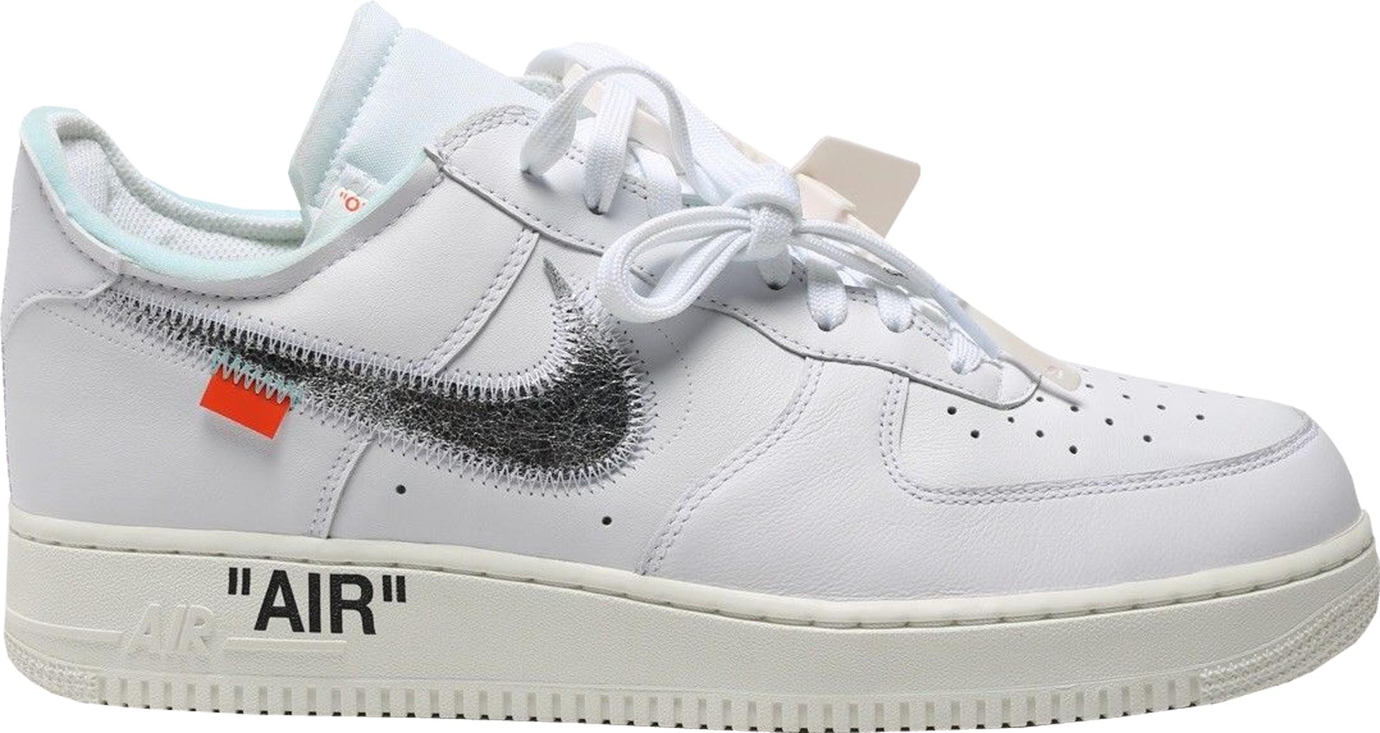 nike air force x off white