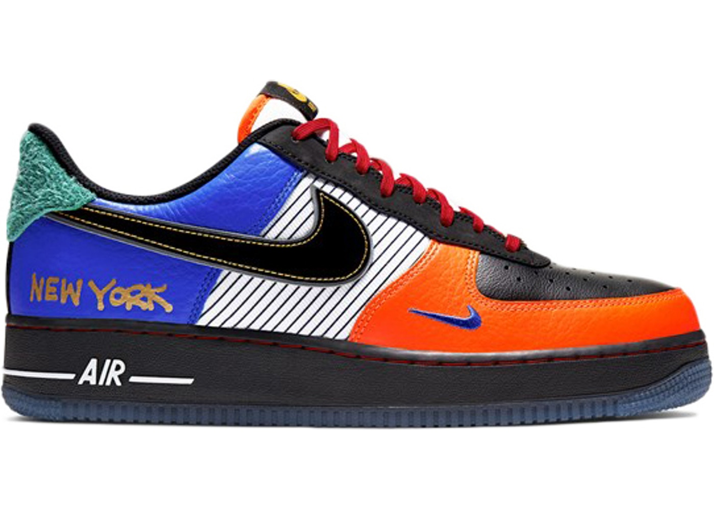 Air Force 1 Low Nyc City Of Athletes by Stock X