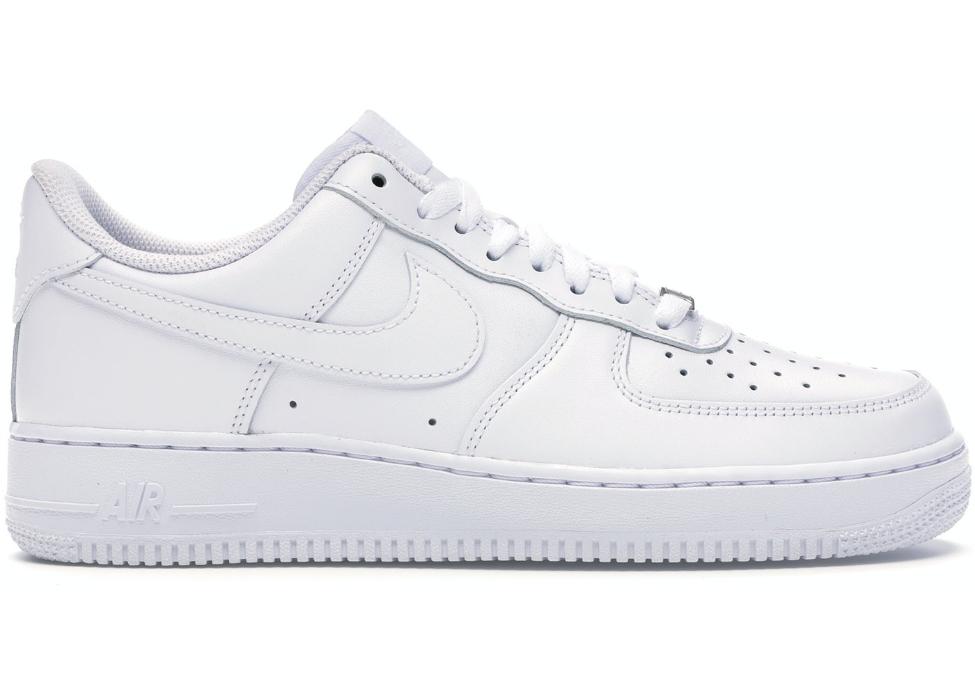 Jarra talento Coro  Nike Air Force 1 Low White '07 - 315122-111