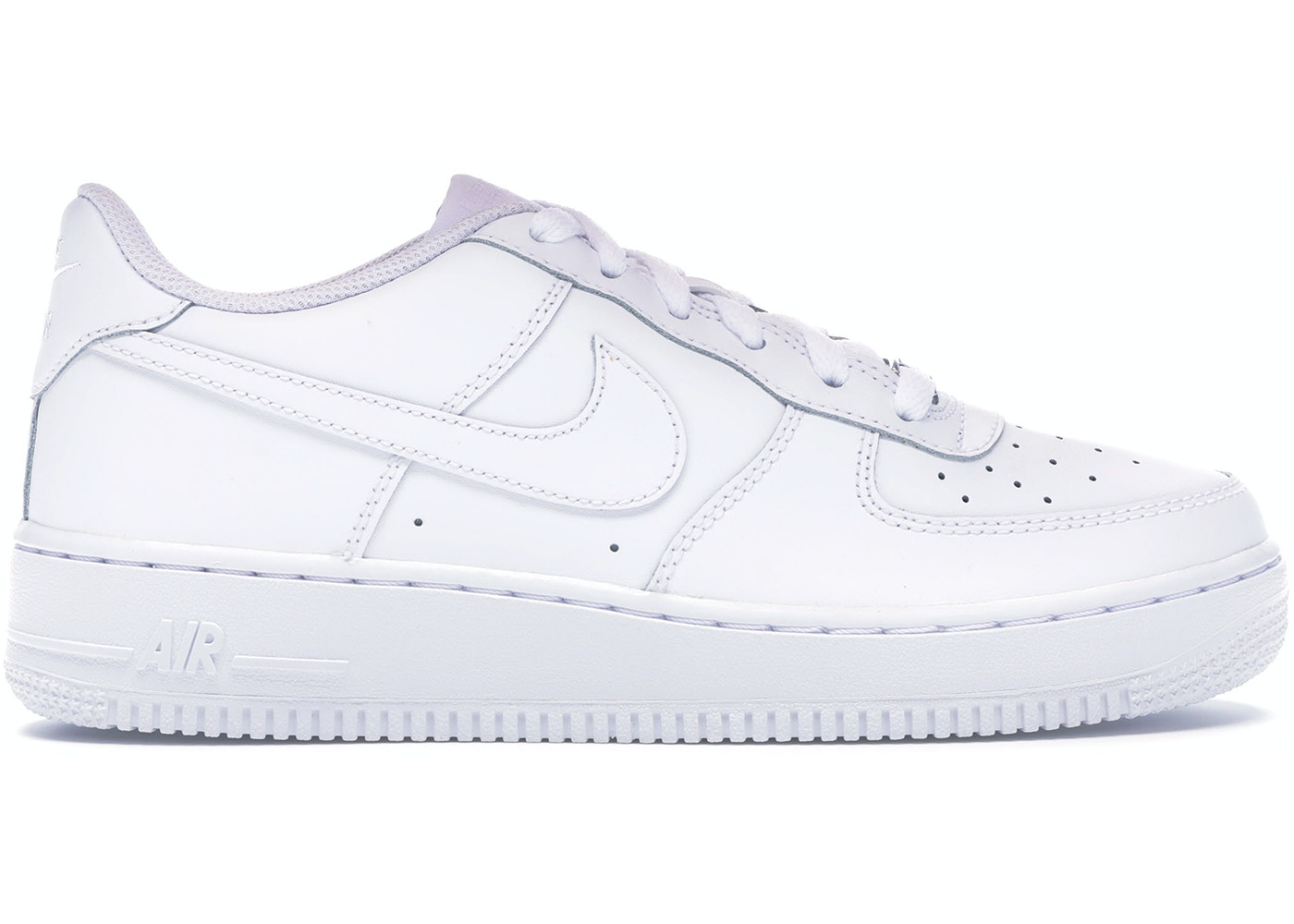 Nike Air Force 1 Low GS Nike Air Force 1 Low White 2014 (GS) - 314192-117