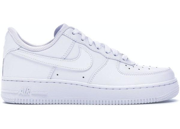 huge discount e28f8 a1fbe Air Force 1 Low White 2018 (W)