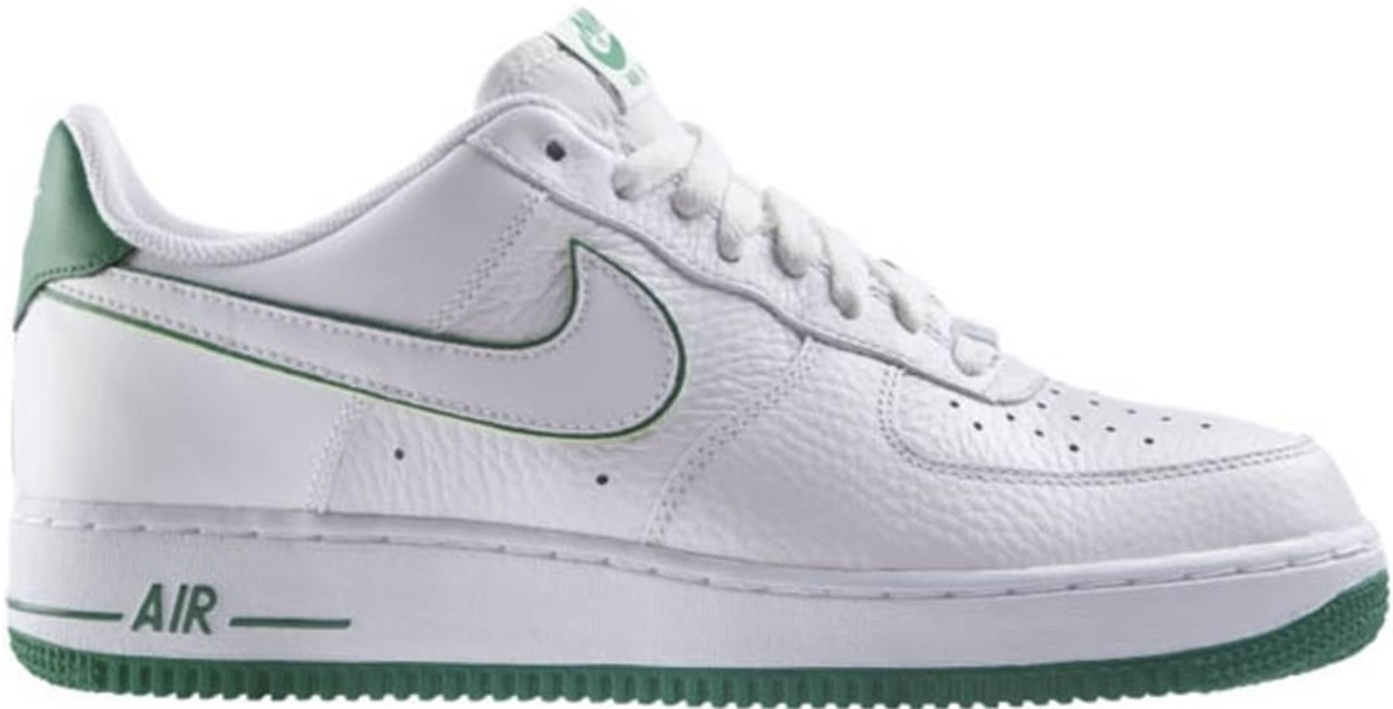 air force one white green
