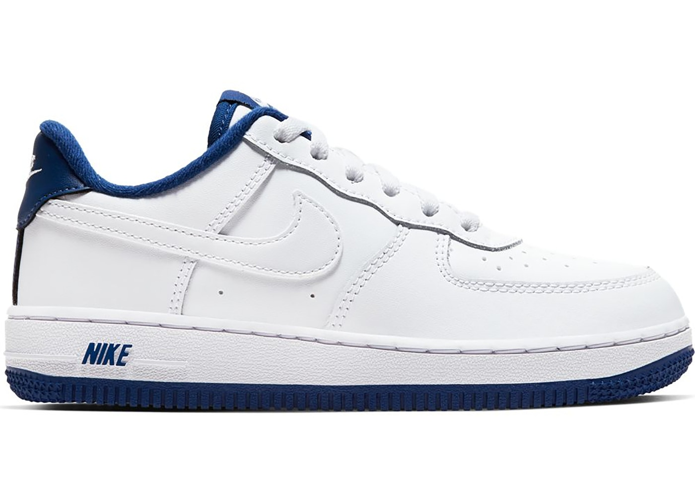 nike air force 1 blau