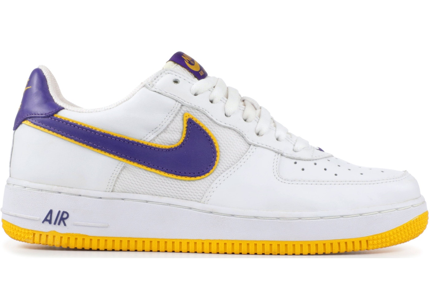 newest 1e86f 63c0d Sell. or Ask. Size --. View All Bids. Air Force 1 Low White Grape Ice Varsity  Maize