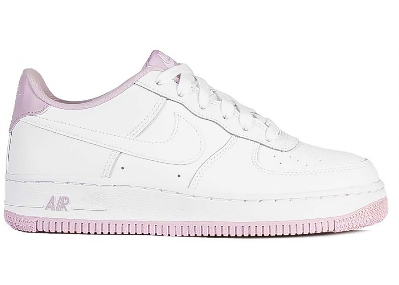 Nike Air Force 1 Low GS Nike Air Force 1 Low White Iced Lilac (GS) - CD6915-100