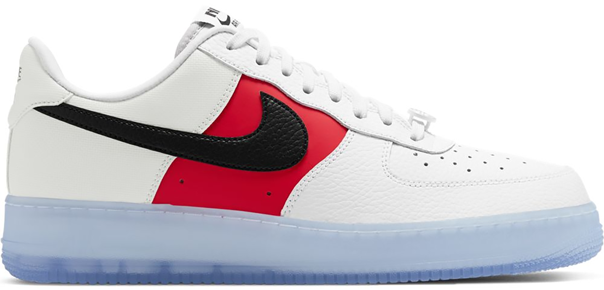 red bottoms air force ones