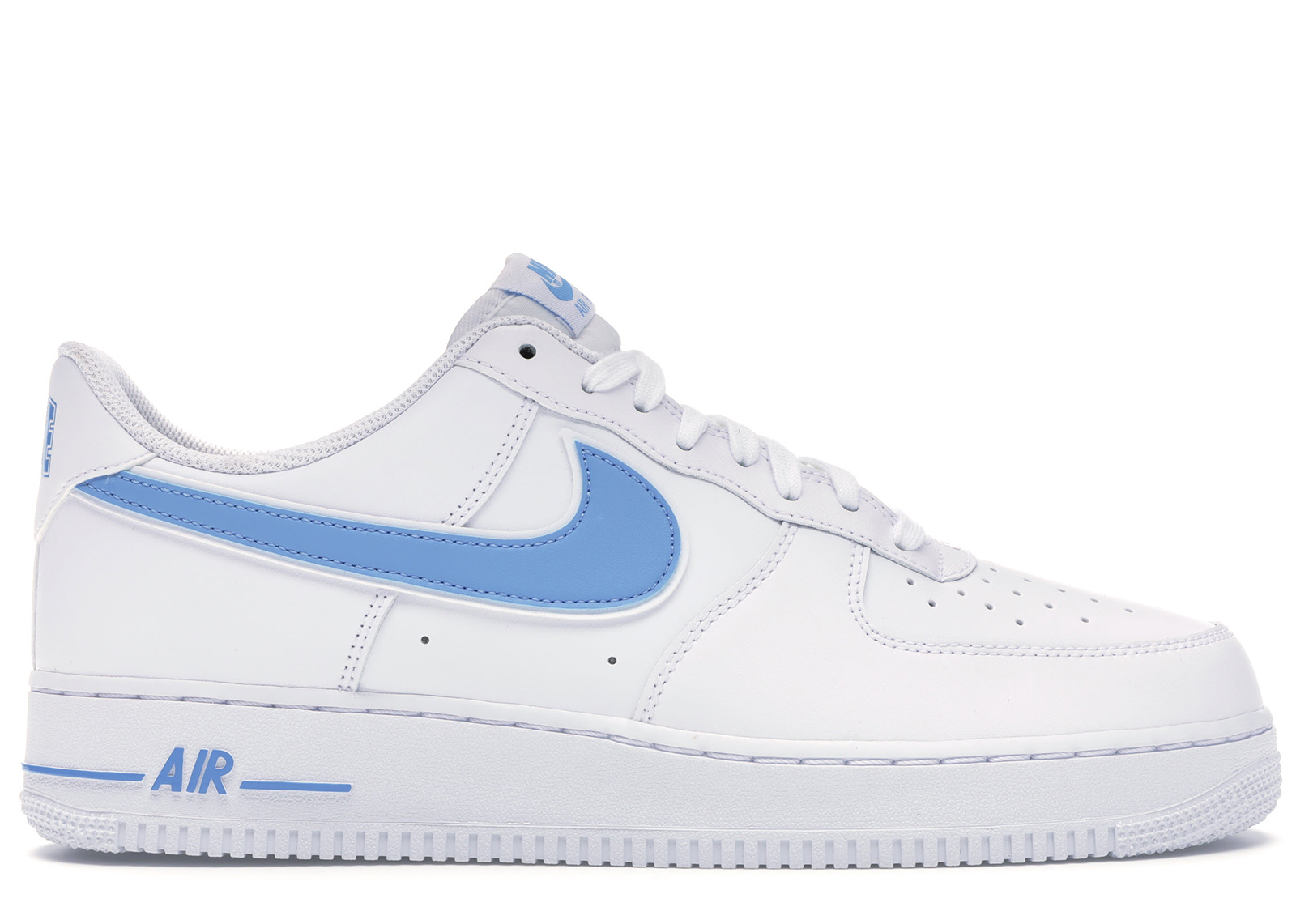 Nike Air Force 1 Low White University Blue