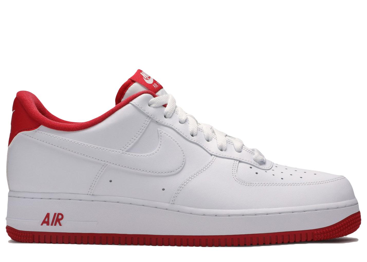 Nike Air Force 1 Low White University
