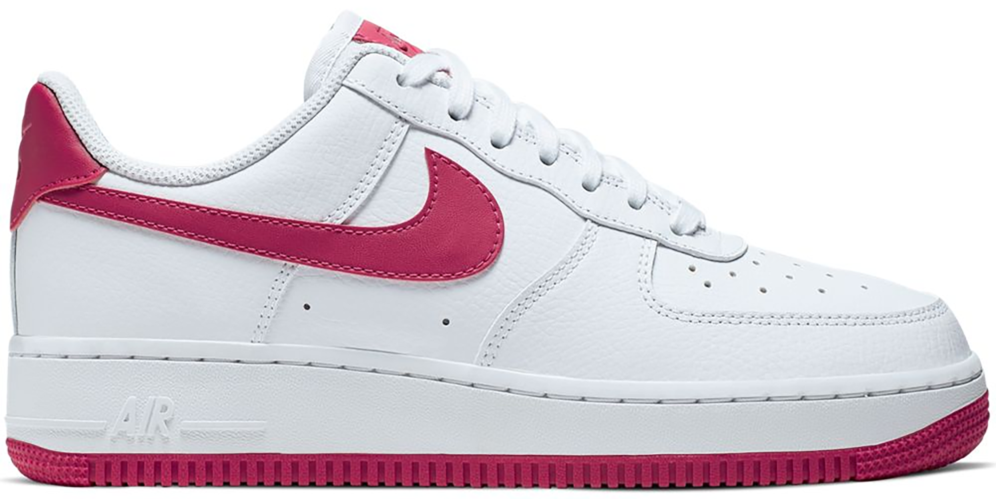 Nike Air Force 1 Low White Wild Cherry