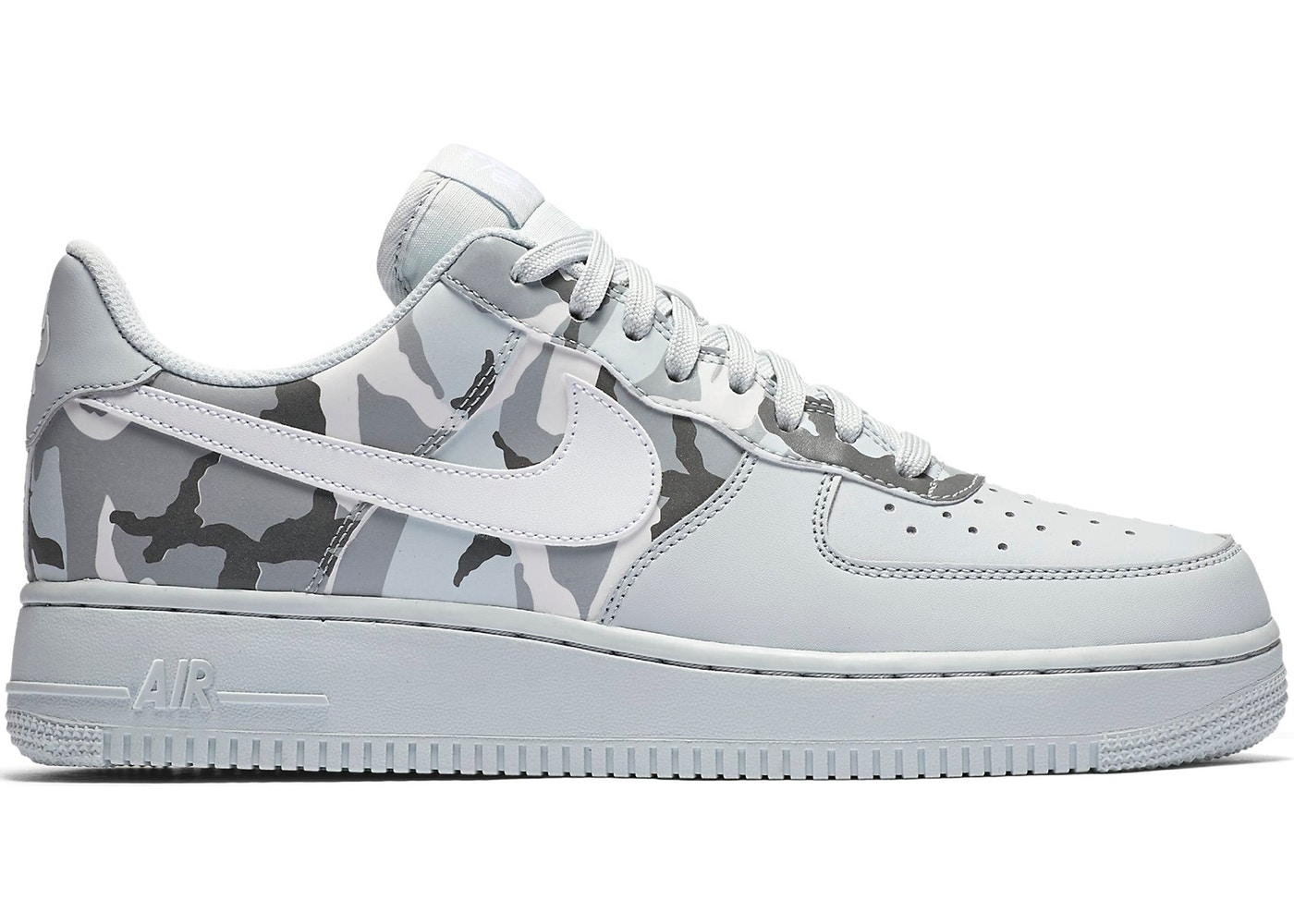 Air Force 1 Low Winter Camo