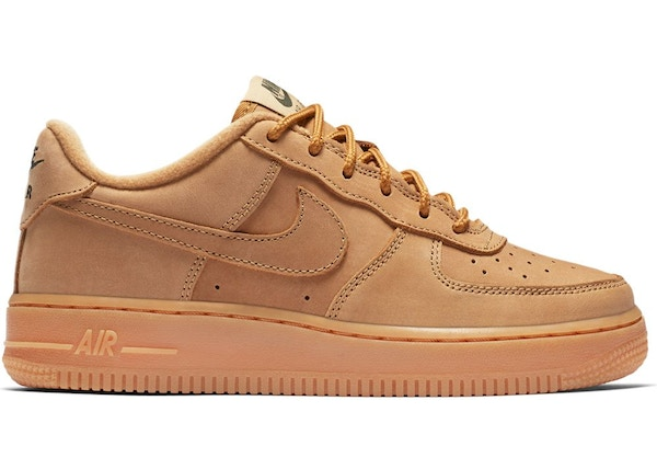 Air Force 1 Low Winter Flax (GS) - 943312-200 581101fef