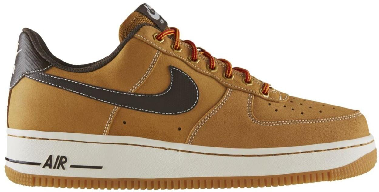 Air Force 1 Low Winter Wheat Brown