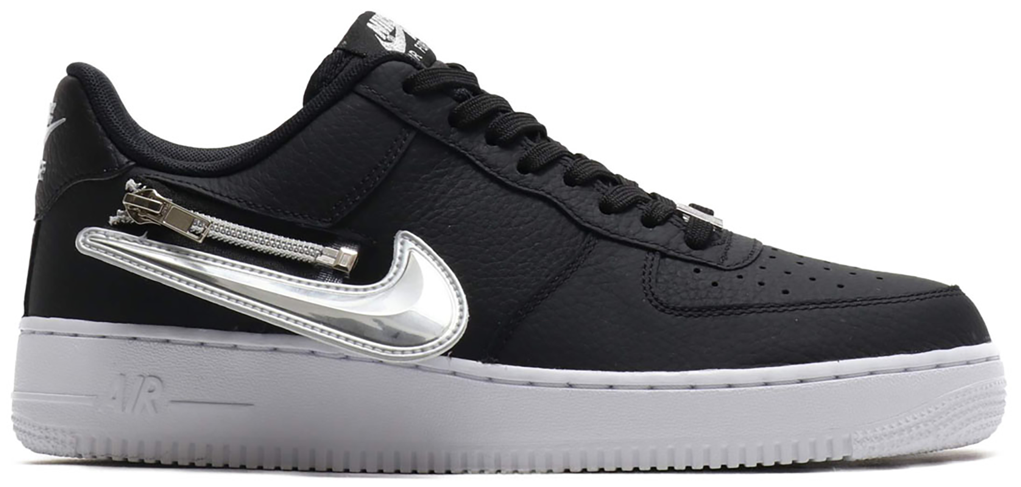 nike air force 1 high top with zipper
