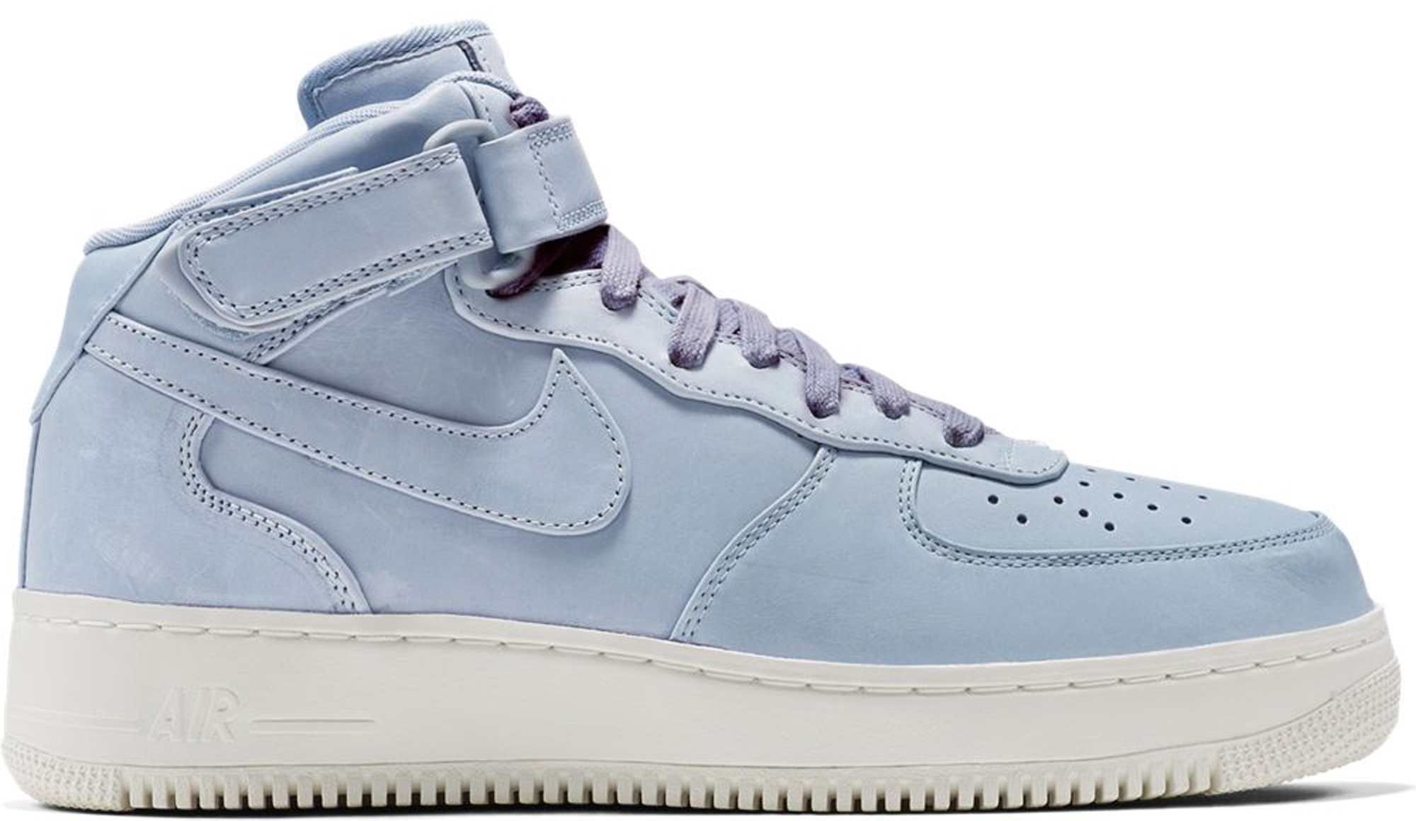 Nike Air Force 1 Mid Blue Grey - 905619-400