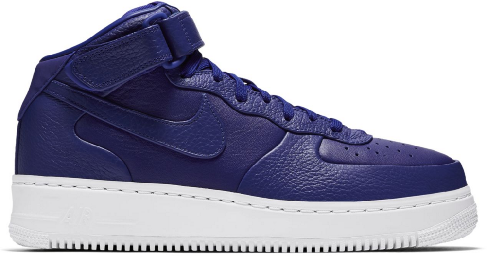 Nike Air Force 1 Mid Concord - 819677-402