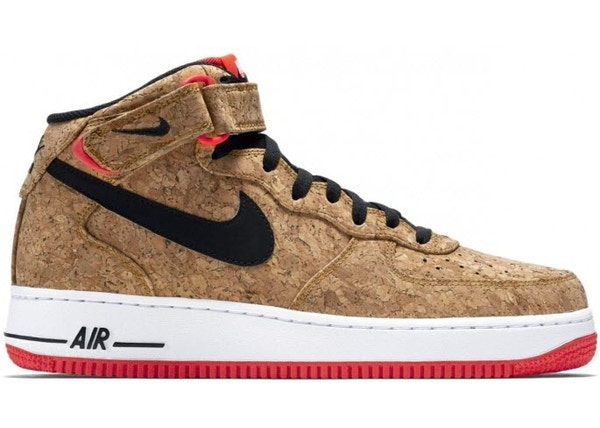 online store 6db37 e215f Air Force 1 Mid Cork - 748282-100