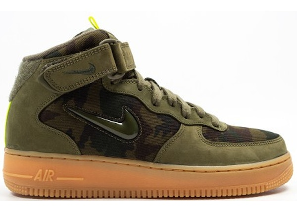 best website 3b53d 4b517 Air Force 1 Mid Country Camo France