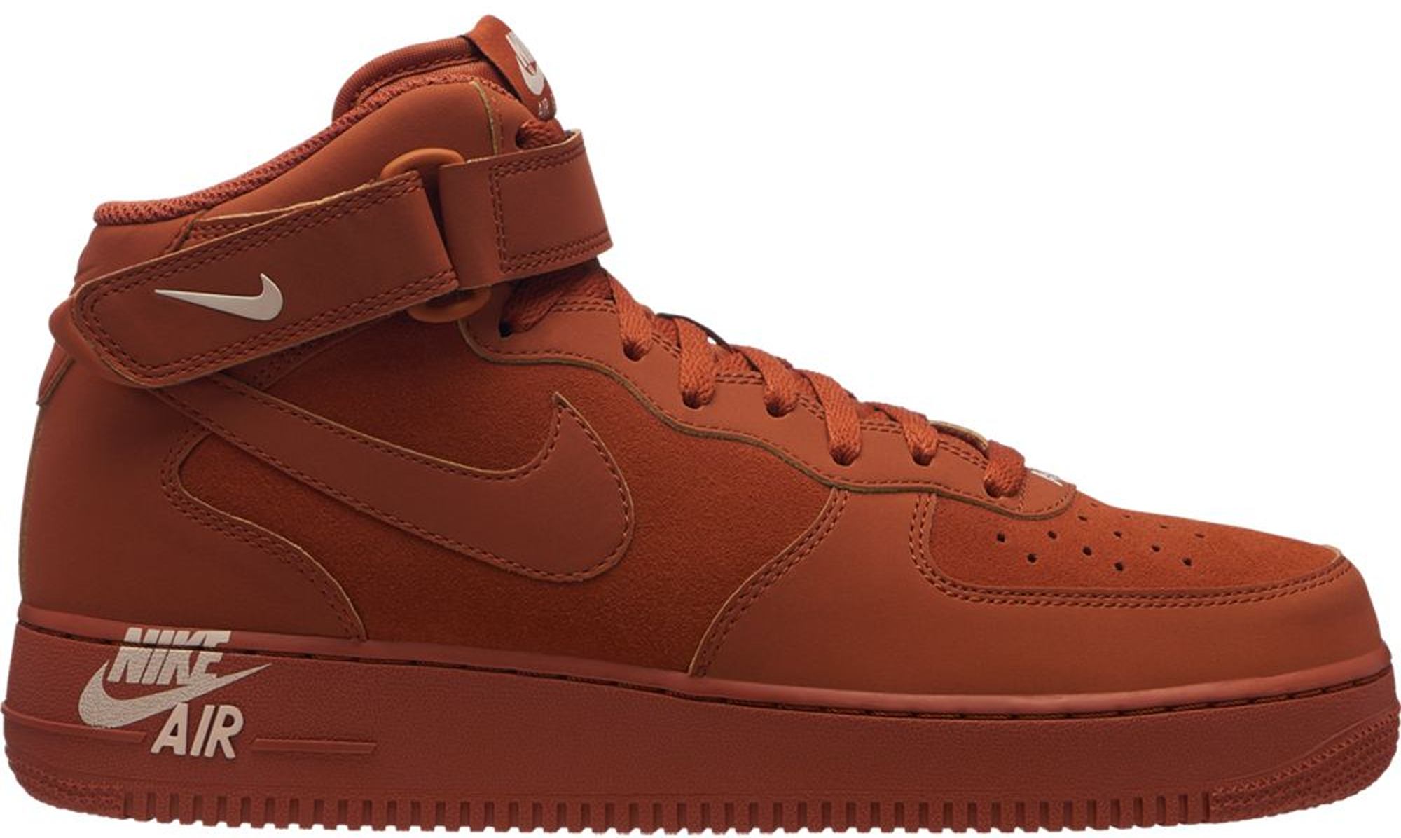 Air Force 1 Mid Dark Russet Guava Ice