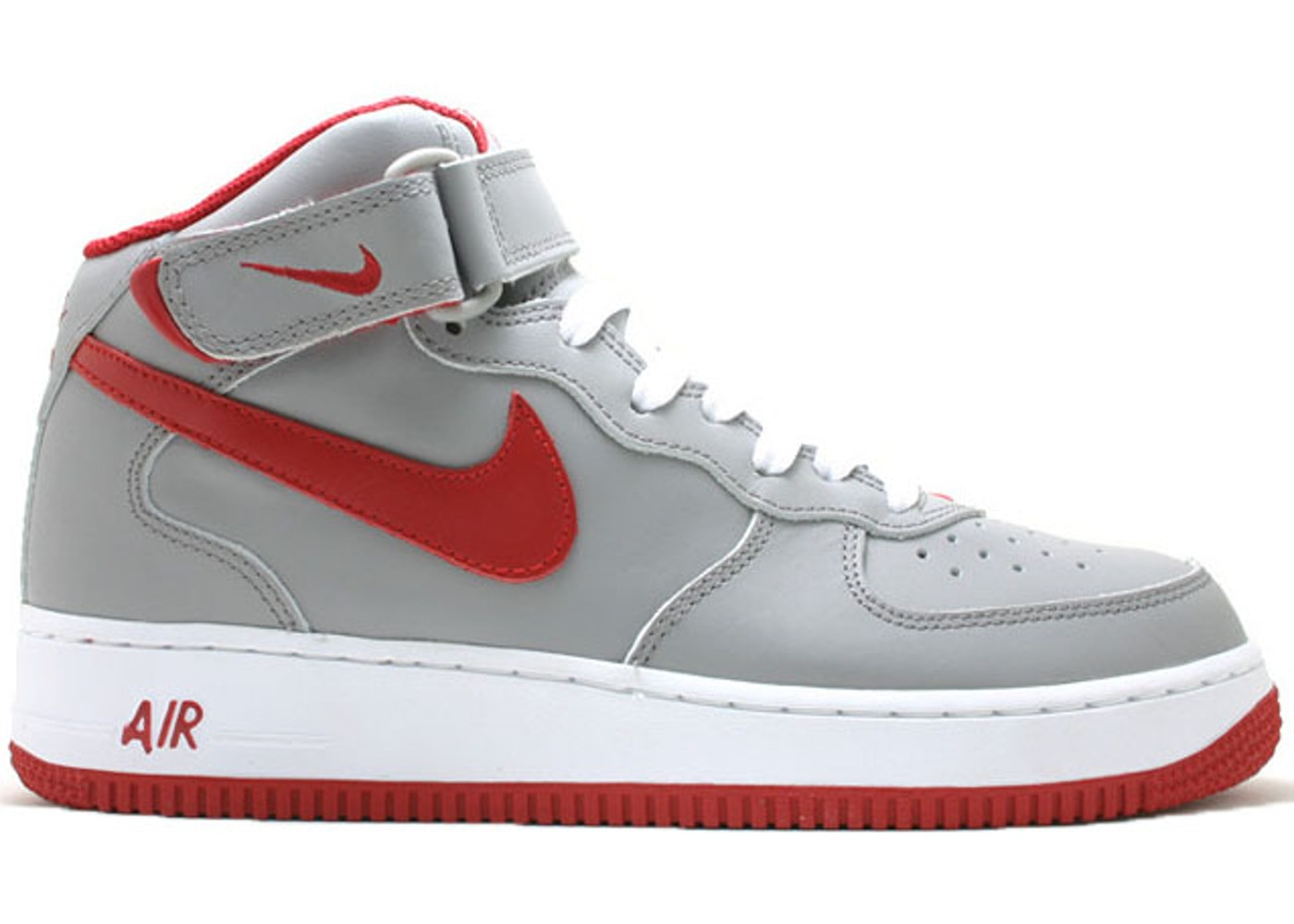 new arrival d3f0d 2138f Sell. or Ask. Size  9.5. View All Bids. Air Force 1 Mid Grey ...