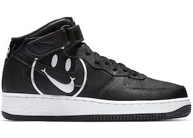 Nike Air Force 1 High 'Have A Nike Day' BlackRed White
