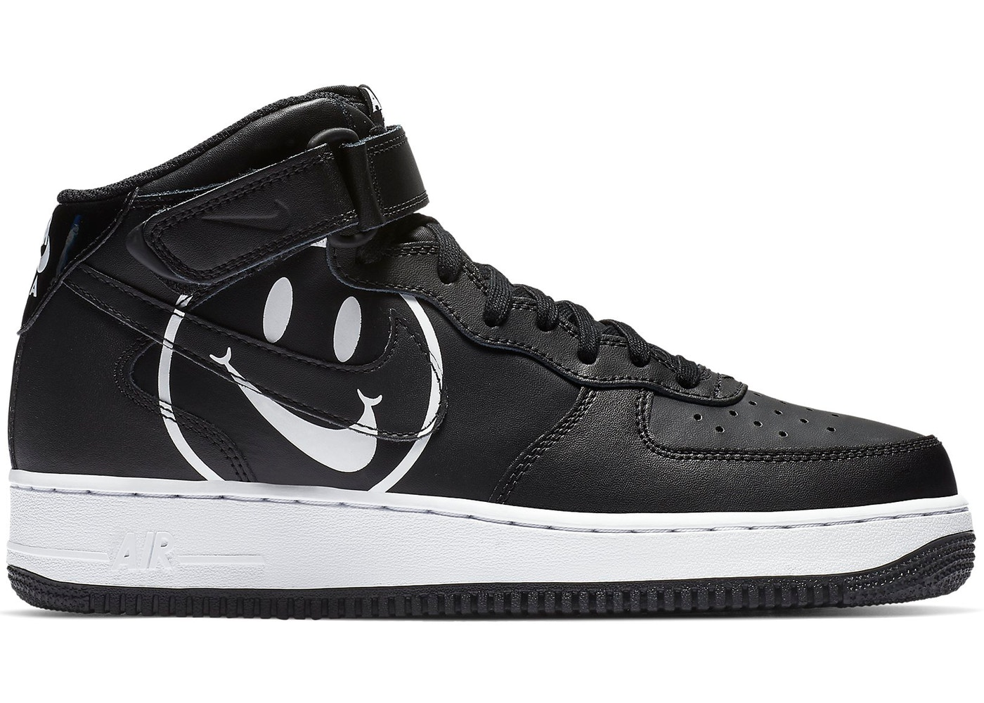 cheap for discount b00d2 0269a Air Force 1 Mid Have a Nike Day Black