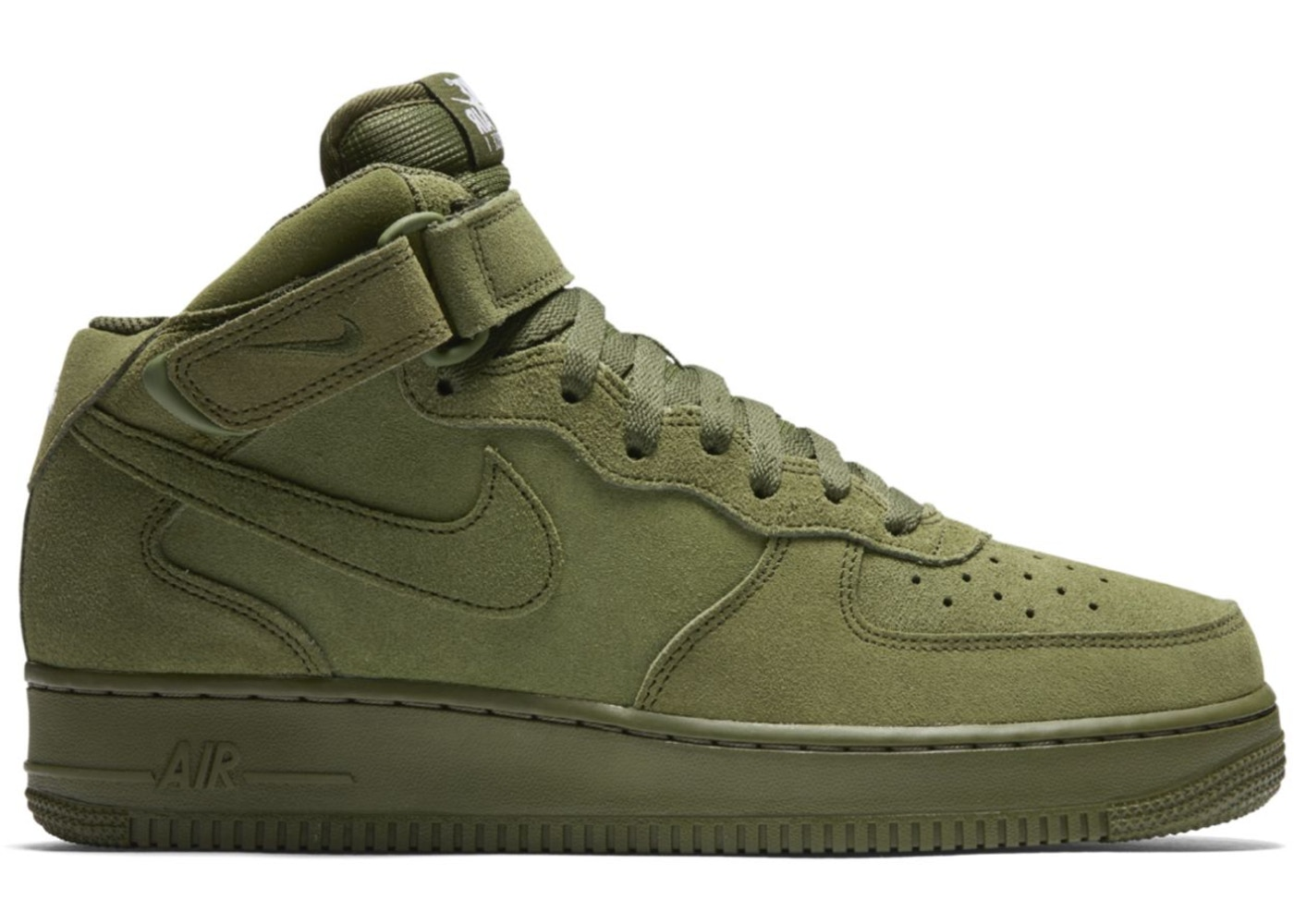 75856131f Sell. or Ask. Size 9. View All Bids. Air Force 1 Mid Legion Green