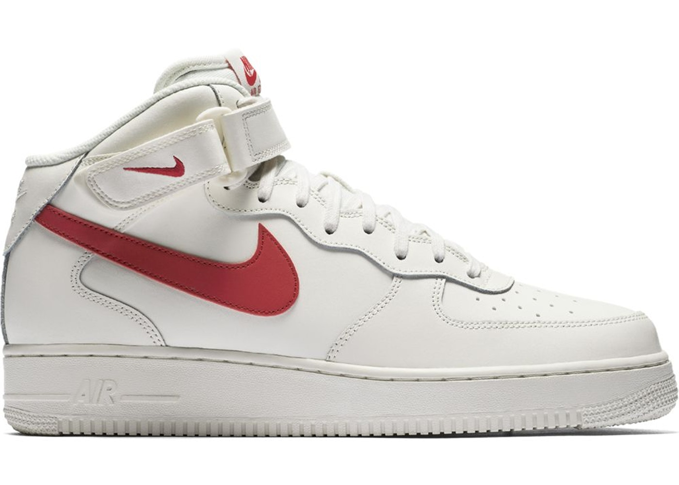 competitive price 5bd8c 16258 Sell. or Ask. Size  10. View All Bids. Air Force 1 Mid Sail University Red