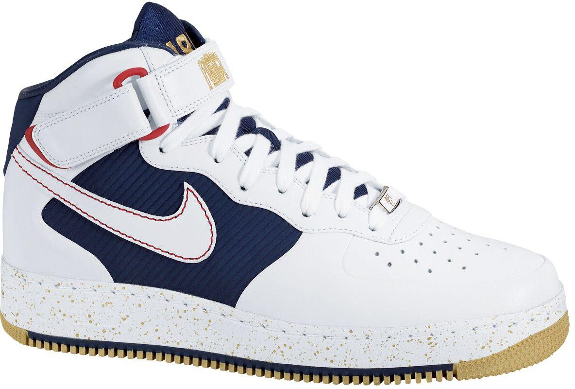 Nike Air Force 1 Mid Supreme Charles