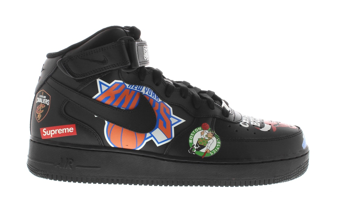 nike air force 1 x nba
