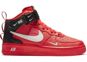 nike air force one rosse