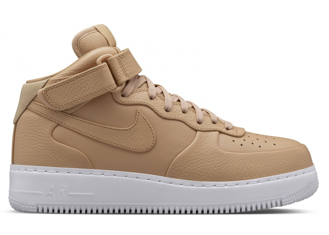 668581f8 Sell. or Ask. Size 8. View All Bids. Air Force 1 Mid Vachetta Tan