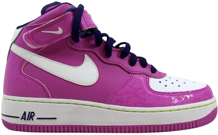Nike Air Force 1 Mid Viola (GS) - 518218-500